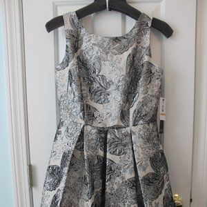 Brand New w/tags Nicole Miller NY Jacquard Dress